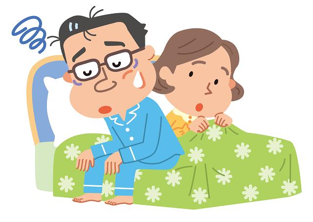 勃起障害(ED) | 健康長寿ネット