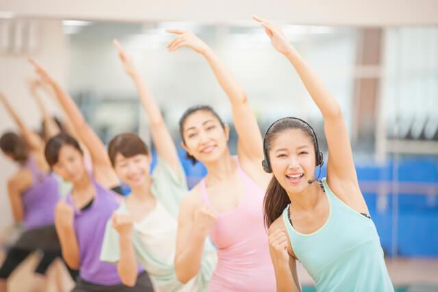 ダンス 有 酸素 運動